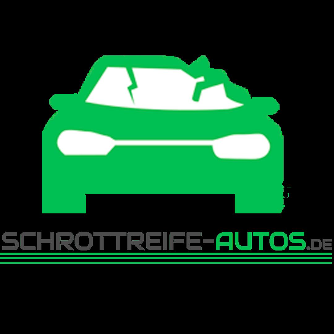 Das Logo von Schrottreife-Autos.de - Kostenlose Auto-Abholung und Auto-Verschrottung. Wenn Sie Ihr Auto entsorgen möchten, füllen Sie das Formular aus.